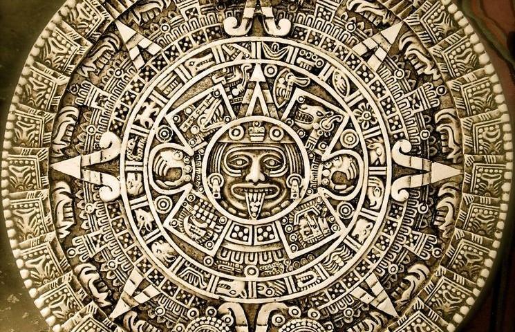 Calendario Azteca.El Calendario Azteca Laborissmo